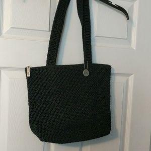 The Sake black crochet brand new no tags